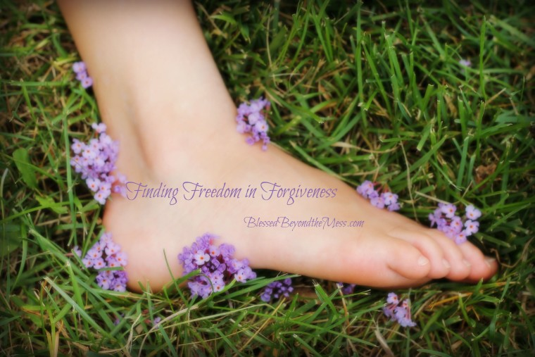 Finding Freedom Through Forgiveness
