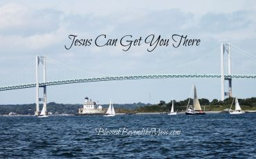 Jesus Can Get You There