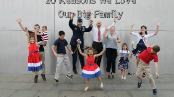 20 Reasons We Love Our Big Family