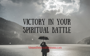 Gain victory in your spiritual battle through the power of prayer.