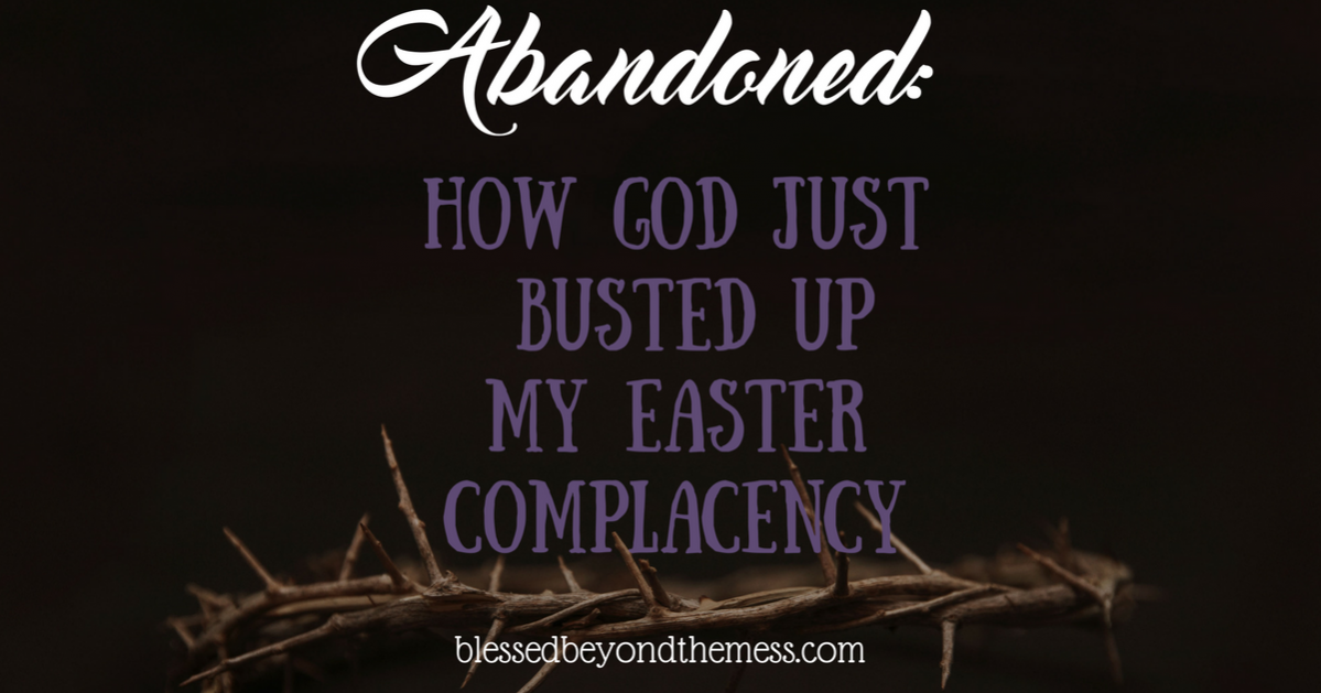 Easter Complacency